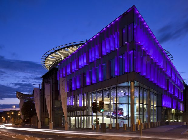 EICC: Edinburgh International Conference Centre