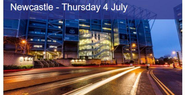 Image of Newcastle venue