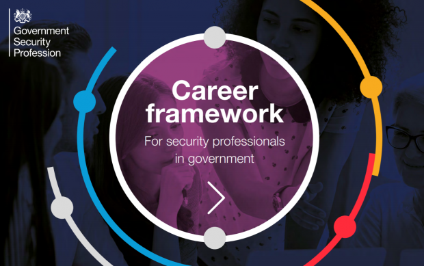 front cover of career framework