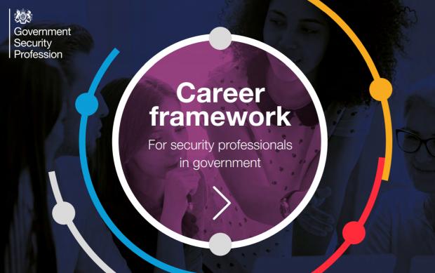 front cover of career framework